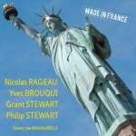 NICOLAS RAGEAU/YVES BROUQUI 4TET Made In France 2005